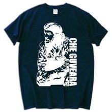 Beret CHE GUEVARA padrão de camisa dos homens T de algodão top tees Moda  marca t 6fca7c89cac