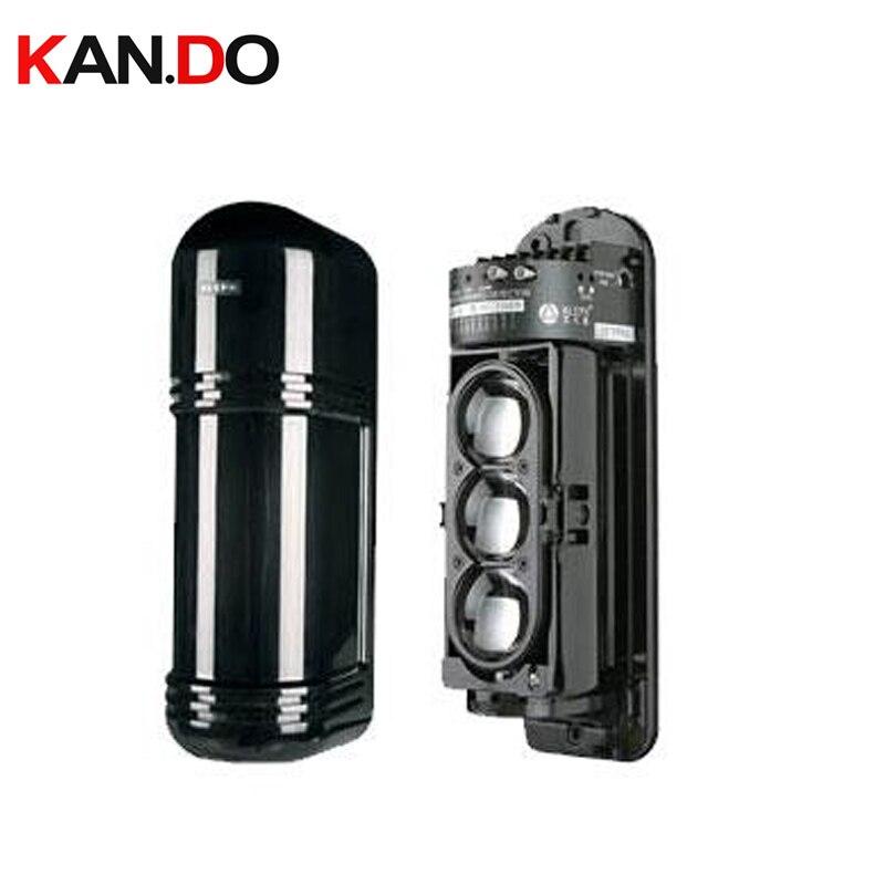 50 M 3 IR détecteur de faisceau capteur de faisceau ABE-50 alarme TRI-faisceau photoélectrique infrarouge détecteur de LED alarme photoélectrique capteur de faisceau