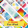 Colorful Paint Back Film Protective Cover Stickers For IPad Pro 9 7 A1673 A1675 A1674 Tablet