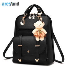 Areslanf Для женщин рюкзак Япония корейский рюкзак для подростков Обувь для девочек школьная сумка более Сумки на плечо Повседневное Средний Ёмкость Bolsas