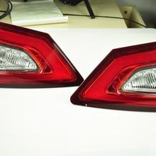 2pcs High quality LED back Tail lights for Ford  Mondeo 2013 2014 2015  Brake lamp