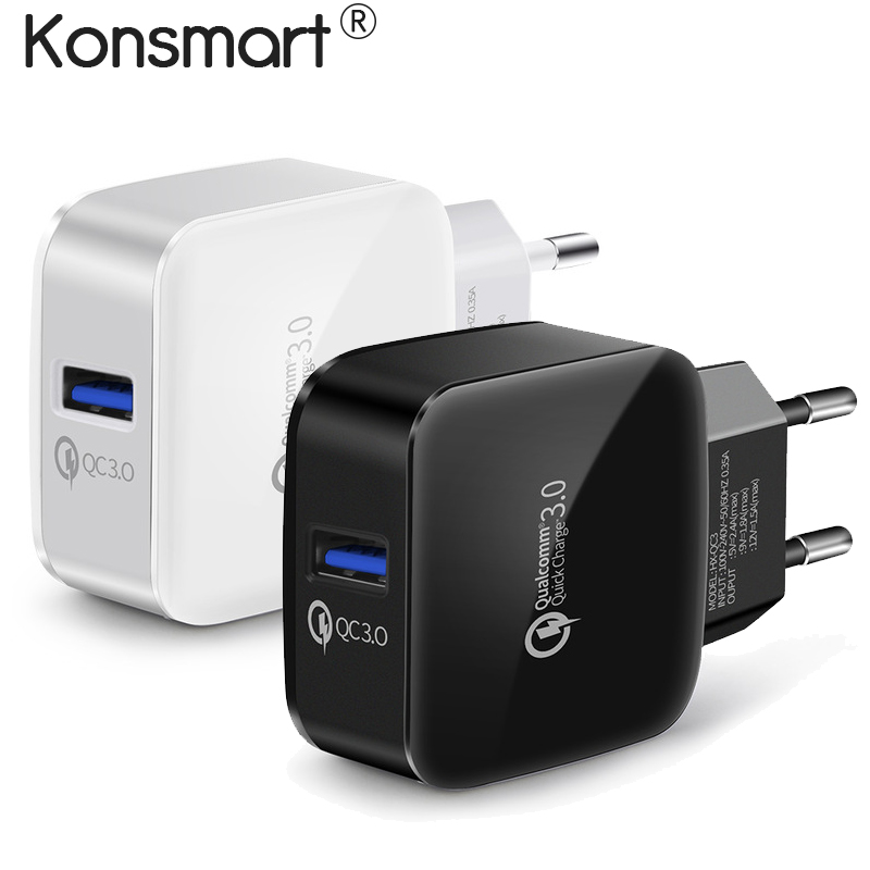 In Design; PräZise Quick Charge 3,0 Usb Ladegerät Für Iphone X 8 7 6 6 S Plus Ipad Samsung Huawei Qc 3,0 Schnelle Ladegerät Usb Stecker Wand Power Adapter Novel