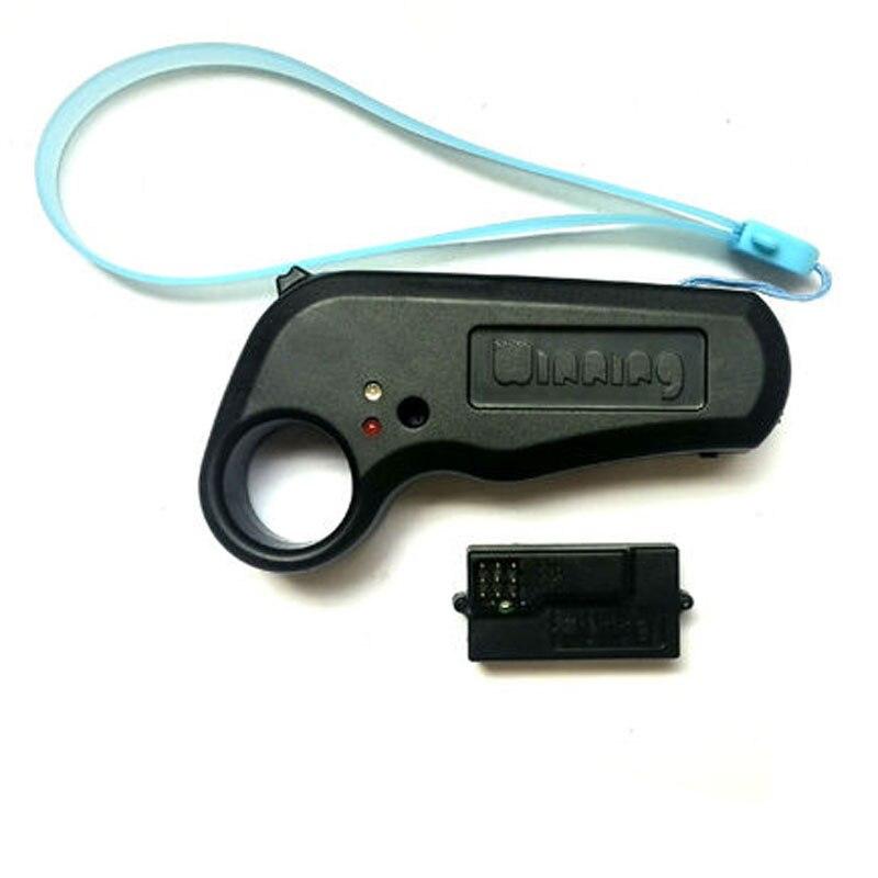 Controlador remoto de monopatín eléctrico de 2,4 GHz con receptor Universal para todos los patinadores ESC Longboard patín monopatín construido en batería - 4