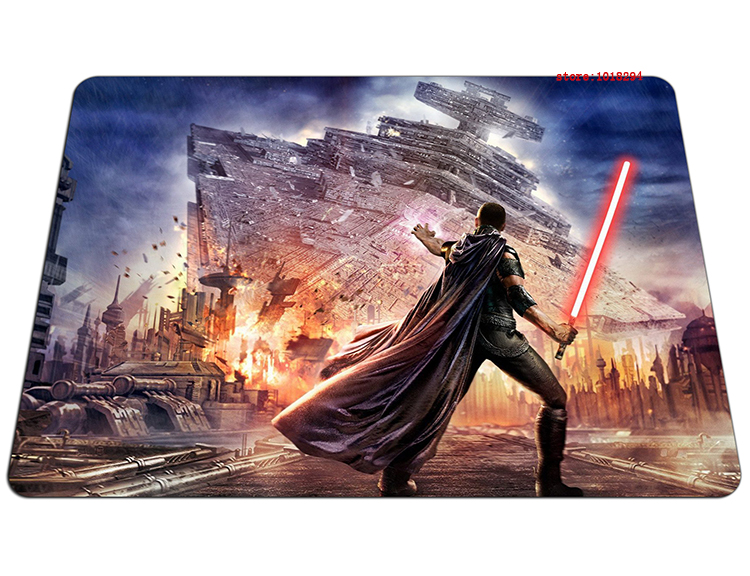 Star Wars mouse pad High quality gaming mousepad HD print gamer mouse mat pad game computer desk padmouse keyboard play mats