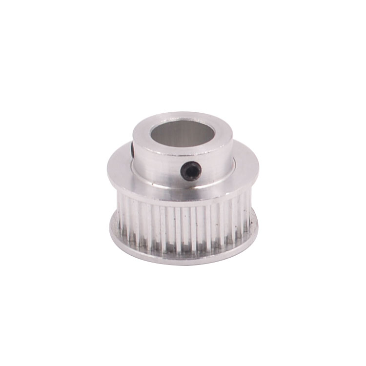 BF type 28 teeth 3M Timing Pulley Bore 5mm 6.35mm 8mm 10mm 12mm for HTD belt used in linear  pulley 28Teeth 28TBF type 28 teeth 3M Timing Pulley Bore 5mm 6.35mm 8mm 10mm 12mm for HTD belt used in linear  pulley 28Teeth 28T