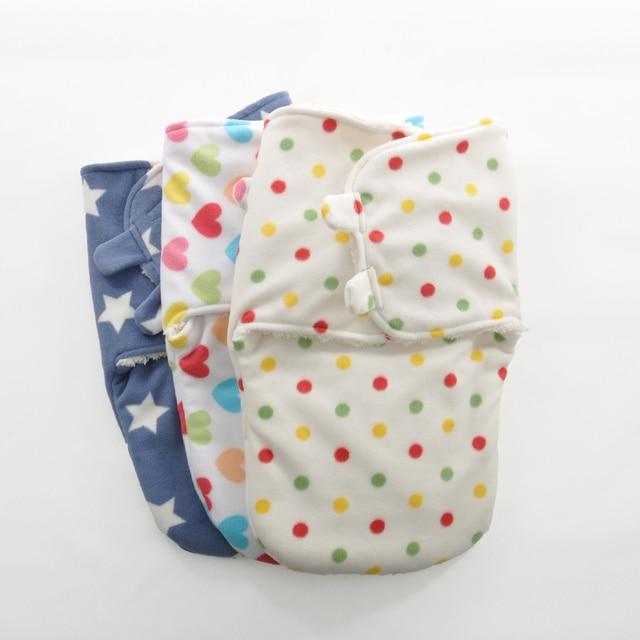 Cheap Children Sleeveless Knitted Baby Sleeping Bag For Stroller Ultra Small Packing Cute Polar Fleece