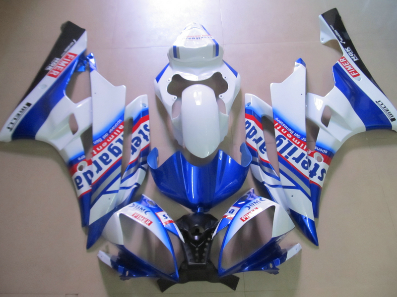 Injection molding free 7 gifts fairing kit for Yamaha YZF R6 06 07 white blue fairings set YZFR6 2006 2007 TR22 motorcycle fairing kit for kawasaki ninja zx10r 2006 2007 zx10r 06 07 zx 10r 06 07 west white black fairings set 7 gifts kd01