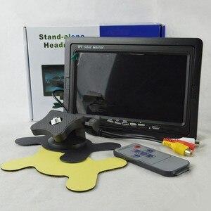 "Image 5 - Shrxy 170 graus grande angular porta olho câmera 700tvl bala mini câmera de cctv com 7 ""monitor lcd porta buraco sistema câmera"