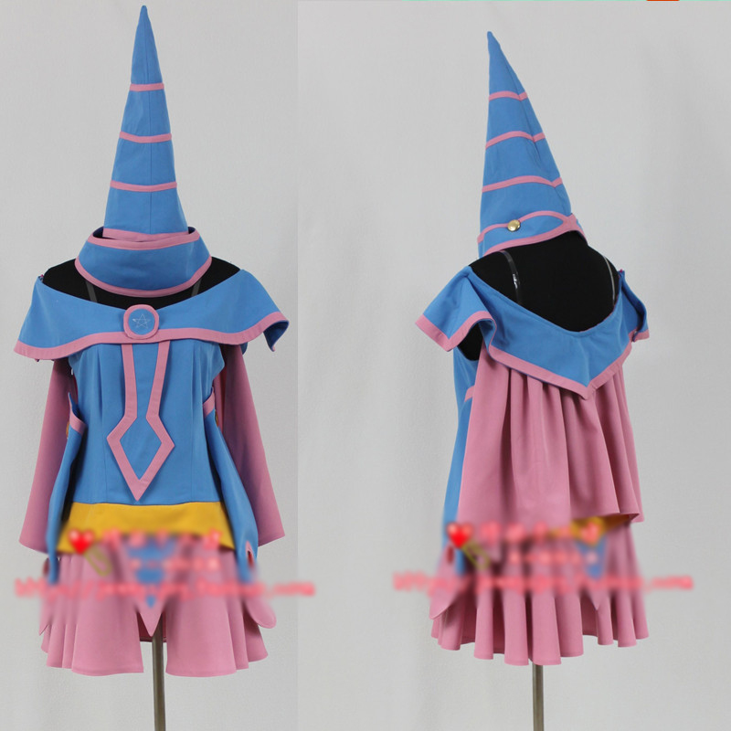 Dark magician girl outfit