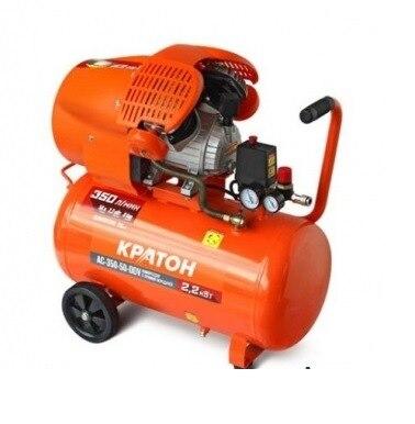 KRATON Compressor AC-350-50-DDV 2200W 8bar 350 l / min with direct drive 37 kg new original hf kp73 750w 3000r min ac servo motor