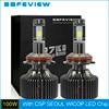Super Bright 1 Pair Hi Lo 9004 Led Headlight P7 Plus CSP LED Chip Car Head