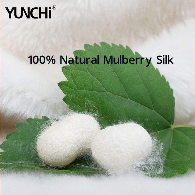 100% 16 Momme Mulberry Pure Silk Double-Side Shading Eye Shade Sleeping Eye Mask Cover Eyepatch Blindfolds Health Sleep Shield