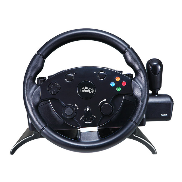 LeFan Z4 computer simulated driving school car racing game Need for Speed PC USB vibration of the steering wheel 270 degrees