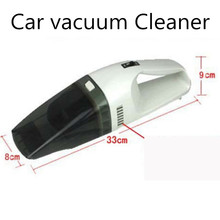 hot sell Car Vacuum Cleaner   car dust collector 60w Handheld Mini Super Suction Wet And Dry Dual Use