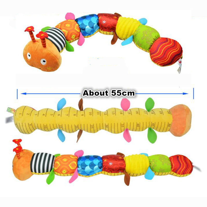 Recommend-Cloth-multifunctional-educational-children-toys-Baby-rattles-of-music-hand-puppets-animals-for-kids-WJ167-2
