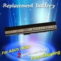 JIGU Laptop Battery For Asus 70-NXM1B2200Z A31-K52 A32-K52 A41-K52 A42-K52 A52 A52F A52J A52JB A52JK A52JR K42 K42F K42JB