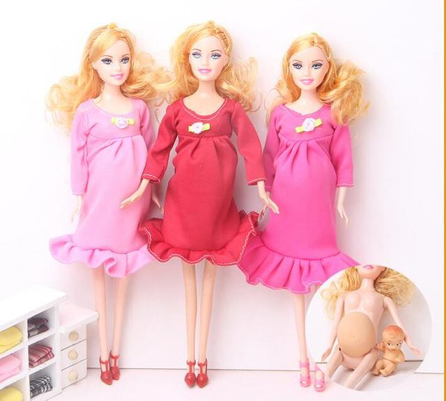 Opinion you pregnant barbie doll have