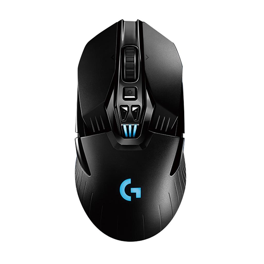 100% Logitech G903 filaire sans fil double Mode souris de jeu RGB souris optique 12000DPI souris sans fil souris d'ordinateur Gamer 19Jul03