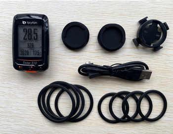 2019 NEW Bryton Rider 310 Enabled Waterproof GPS Bike bicycle computer speedometer Edge 200 500 510 800 810 mount HOT