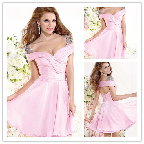 c7d399e19 Pretty Pink Dresses