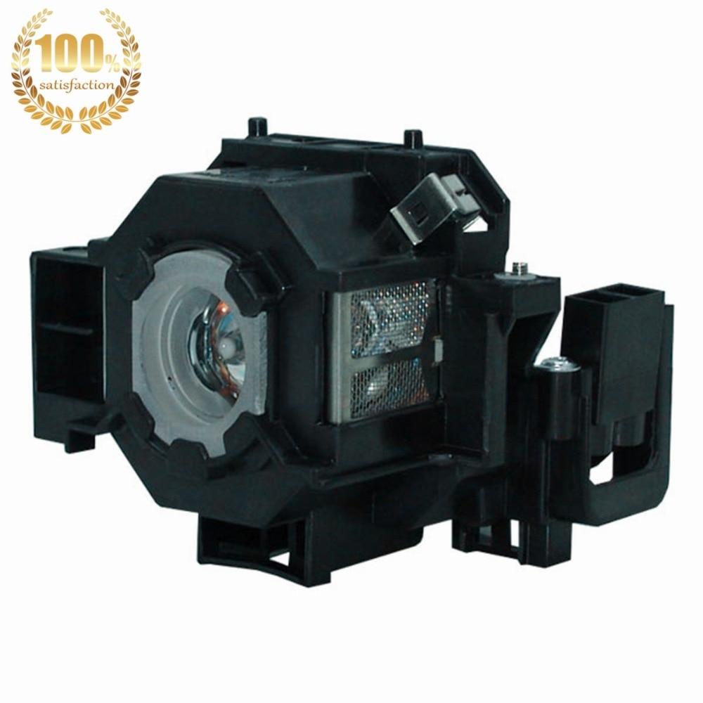 WoProlight ELPLP42 / V13H010L42 փոխարինող լամպ - Տնային աուդիո և վիդեո - Լուսանկար 2