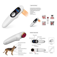 Lllt Muscle Pain Relief Massager Therapeutic Laser physiotherapy equipment for home use.