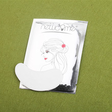 NEWCOME Lint Free Hydrogel Eye Gel Paper Patches Tips Sticker under Eyes,Gel Pads for Eyelash Extension Shipping
