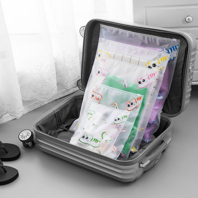 Waterproof Travel Clothes Organizers