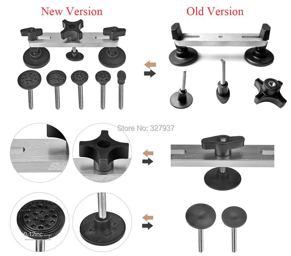 PDR įrankiai Automobilių dantų šalinimo priemonės Automobilių - Įrankių komplektai - Nuotrauka 4
