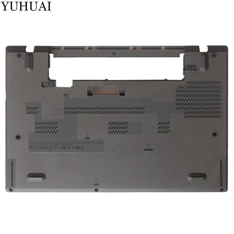 NEW Bottom case FOR LENOVO Thinkpad T460 Laptop Bottom Base Case Cover AP105000400 new case cover for lenovo g500s g505s laptop bottom case base cover ap0yb000h00