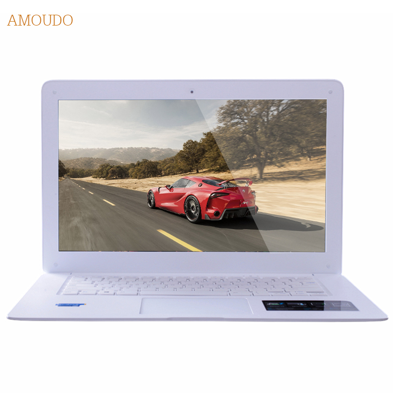 AmoudoLaptop Store Amoudo-6C Windows 7/10 System 14inch 1920*1080P FHD 4GB RAM+500GB HDD Quad Core Ultrathin Laptop Notebook Computer,free shipping