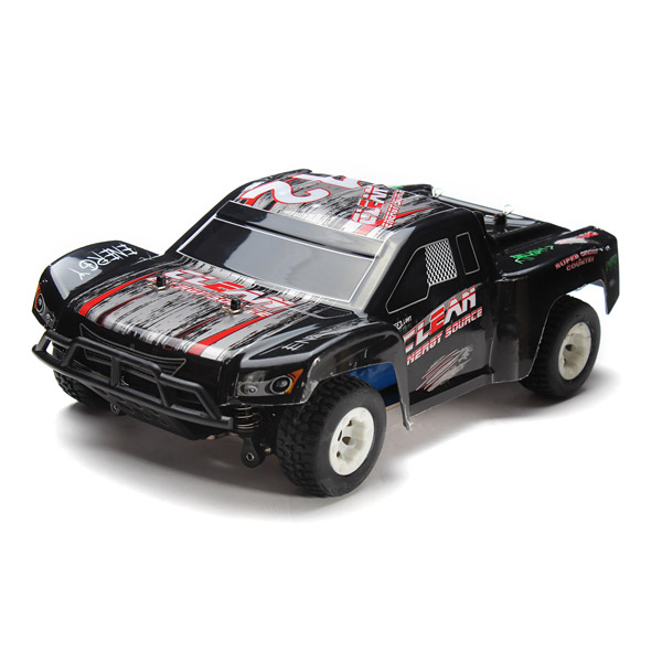 Wltoys A232 1/24 2.4G 4WD Brushed RC Short Course RTR цена