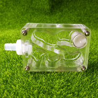 DIY Z Design Ant Farm Acrylic Moisture With Feeding Area Insect Ant Villa Pet Advanced Mania