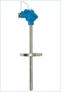 Assemble thermal resistance , pt100 type, SS 321 sheath, thermocouple protection head,fast delivery