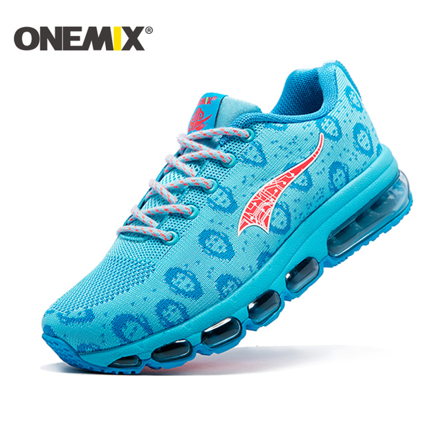ONEMIX 2017 NEW women's running shoes women shoes comfortable walking shoes portable adult sport shoes for women free shipping