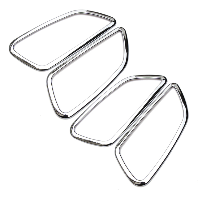 Car Styling Abs Chrome Car Door Handle Cover Trim For Chevrolet