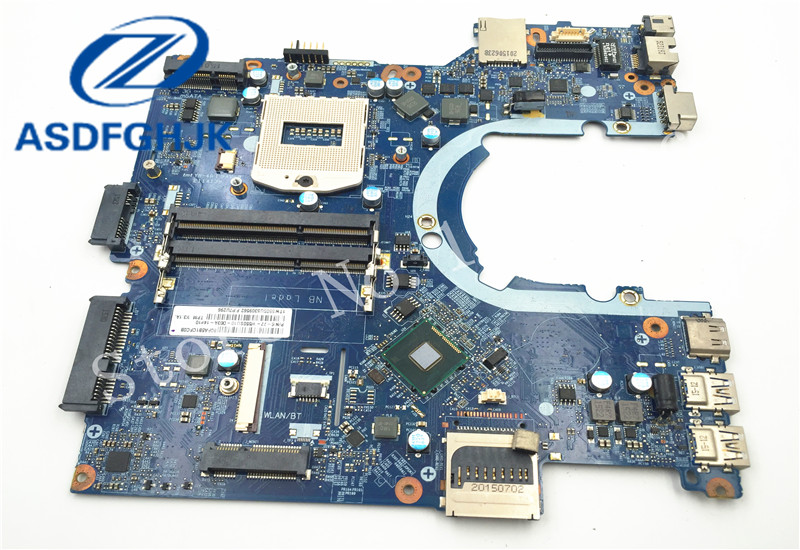 US $150 4 6% OFF|Laptop Motherboard 6 71 W54S0 D03A FOR Hasee FOR Raytheon  FOR clevo W550SU motherboard 6 77 W550SU10 D03A 14-in Laptop Motherboard