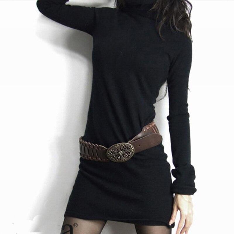 Women's Women Turtleneck Sleeve