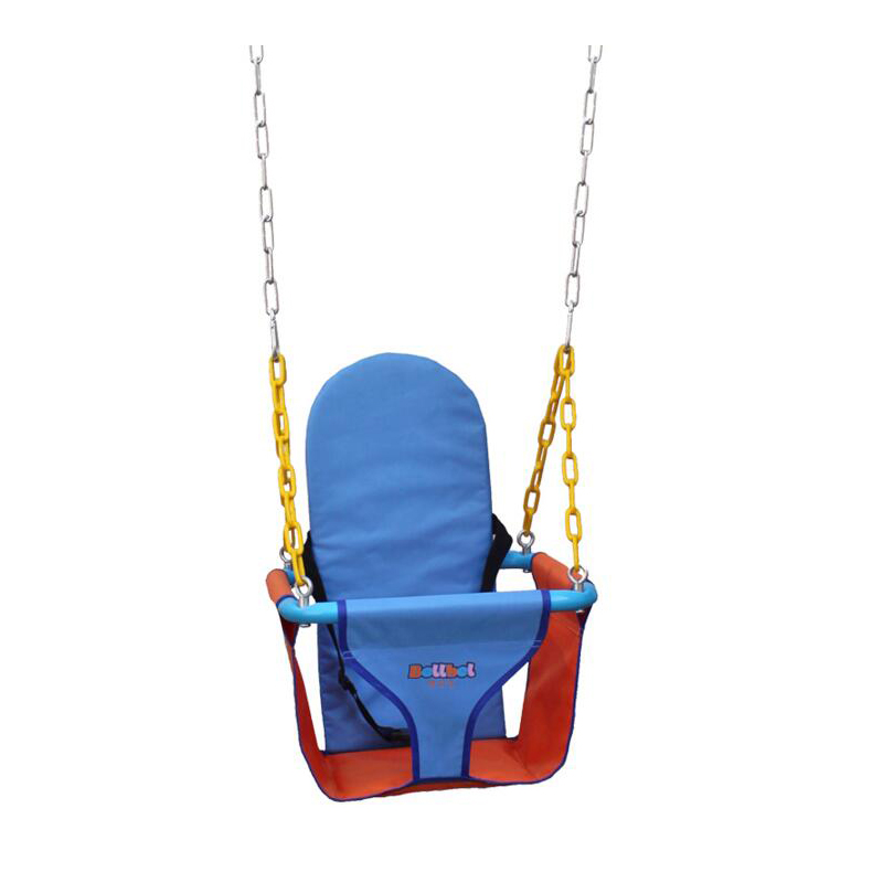 The baby infant swing seat indoor and outdoor swing toy chair swing chair adjustable