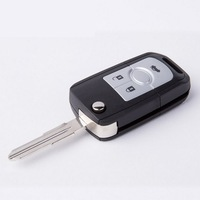 For new B/uick e/xcelle 2013 folding remote keys dedicated 433 70 chip original Vehicle wake up and lock window key