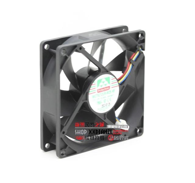 Novo 12 V 0.54A MGT9212UR-W25 9025 controle de temperatura PWM ventilador de refrigeração vento