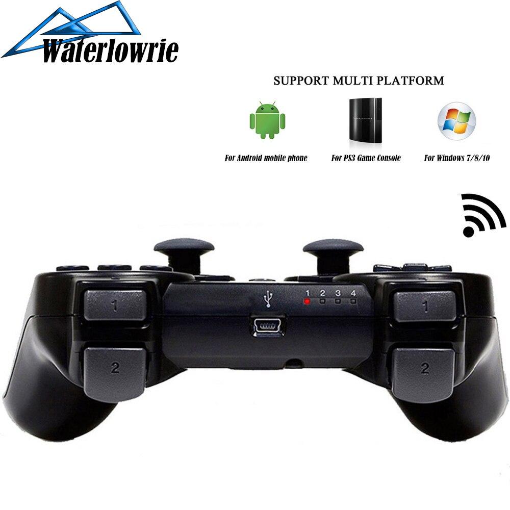 Controller Für PS3/PC/Android Handy, drahtlose Bluetooth Gamepad Für SONY Playstation 3 Dualshock Spiel Konsole Joystick