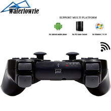 Controller For PS3 / PC /Android Mobile Phone, Wireless Bluetooth Gamepad For SONY Playstation 3 Dualshock Game Console Joystick(China)
