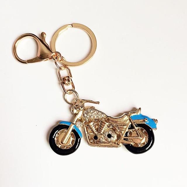 NEUE Metall Motorrad Schlüssel Ring Kühlen Schlüsselanhänger ...