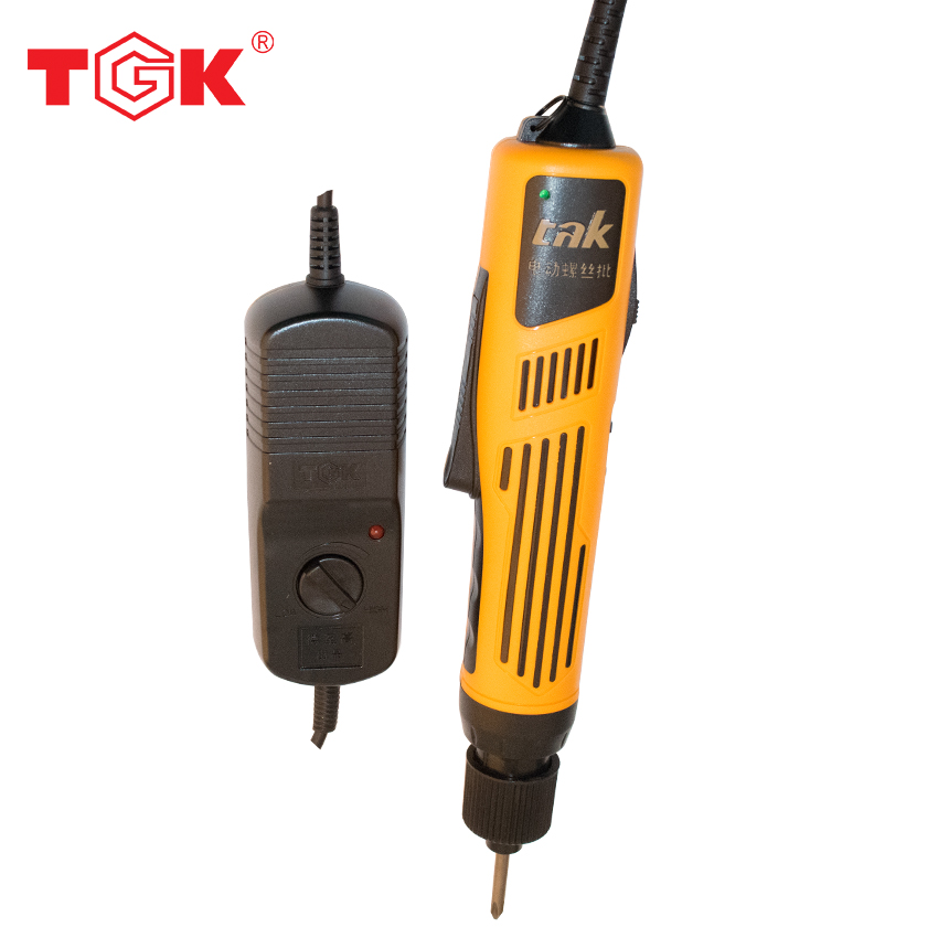 Electric Screwdriver high quality  power tools 1600 rpm 28kg 100-240V Multifunction Screwdriver with small Power Supply DC6228