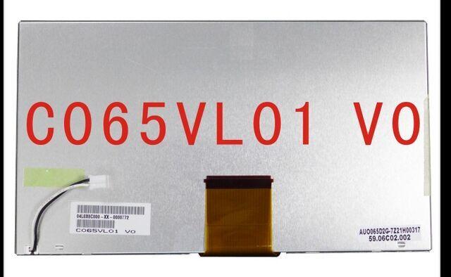 AUO6.5 inch LCD screen (digital screen) C065VL01 / 300C Chrysler Philco special LCD screen auo auo 8 inch lcd screen lcd a080sn01 v0