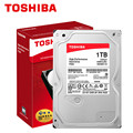 "TOSHIBA Internal 1TB HDD Monitoring Hard Drive Disk 1000GB 3.5"" SATA 3 7200RPM 64M Cache Higt-speed HD for Desktop PC Computer"