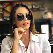 Good Win Aviation Sunglasses Women Luxury Brand Designer Gra