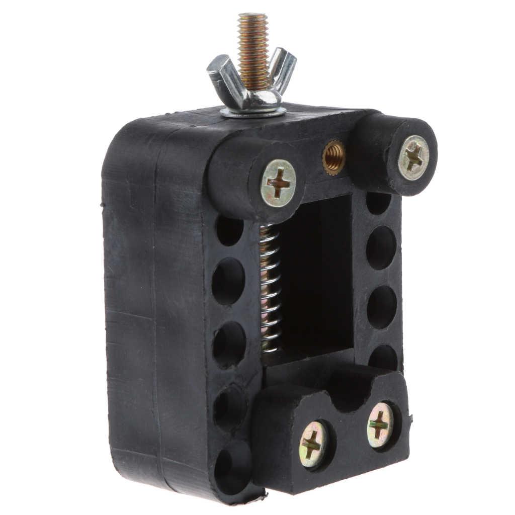 Profissional furadeira vice bancada em miniatura vise hobby joalheiros modelo que faz a ferramenta de reparo da braçadeira