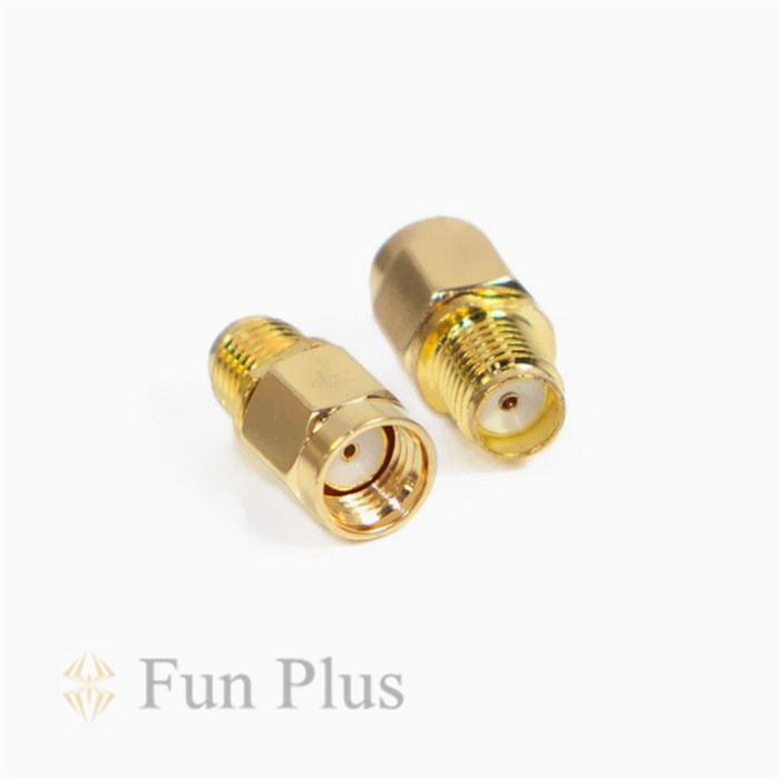 4PCS 5.8G SMA Female//Male Antenna Connector for RC Aircraft FPV